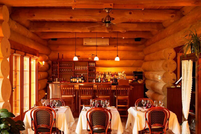 Restaurant Les Berges du Windigo Baskatong