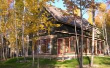 Condos et chalets à louer au Canada Quebec, Montagne du Diable, Baskatong