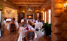 Restaurant le Windigo Quebec Canada